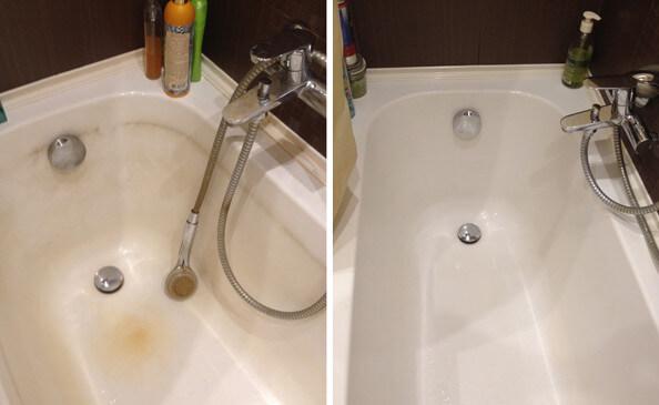 мойка ванны