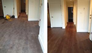уборка комнаты после ремонта