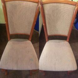 чистка стула