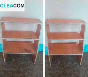 Уборка мебели в квартире