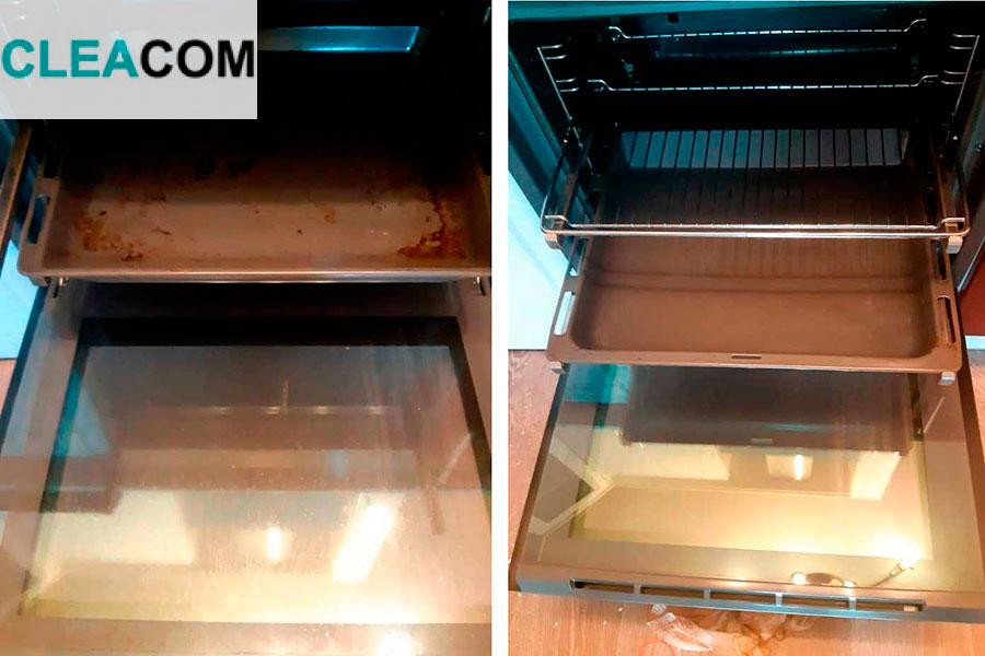 Поддерживающая уборка на кухне