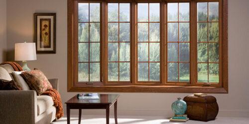 Мытье деревянных окон