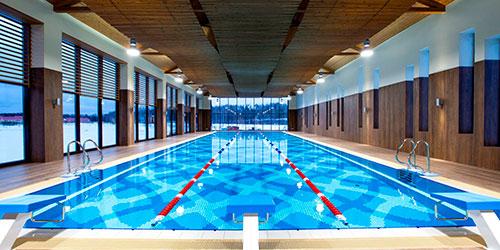 Клининговые услуги для бассейна