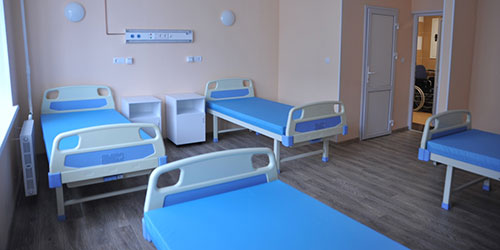 Уборка больниц, поликлиник