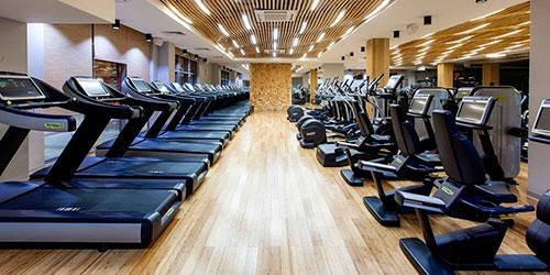 Клининг фитнес клеба