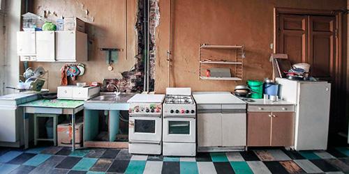 Уборка коммунальной квартиры