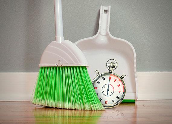 Срочная уборка квартиры