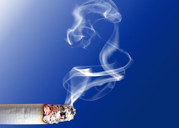 Удаление запаха табака